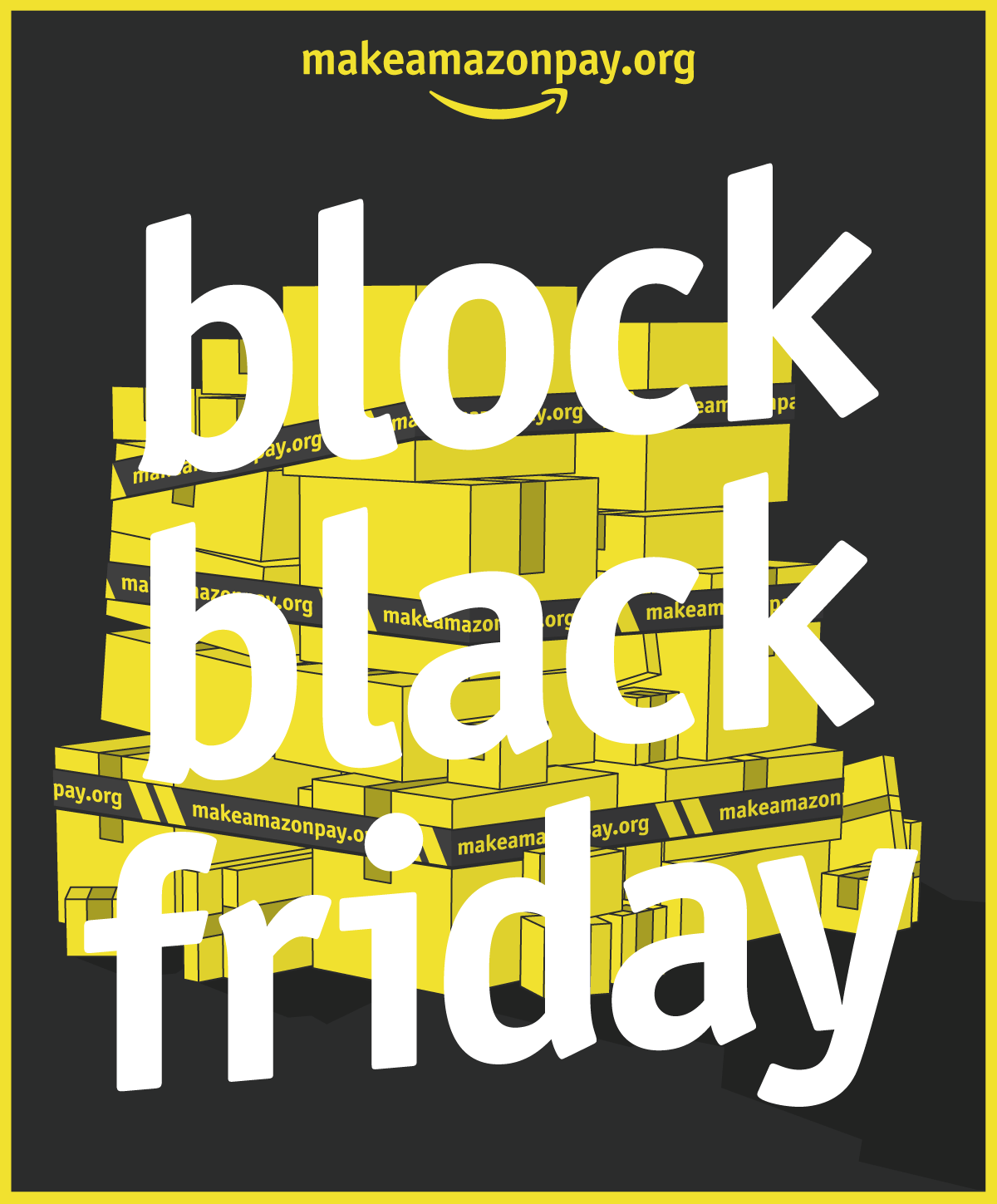 Block Black Friday Banner